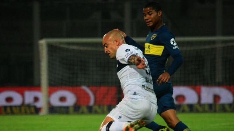 Otra mano de nocaut para el campeón: Gimnasia eliminó a Boca de la Copa Argentina