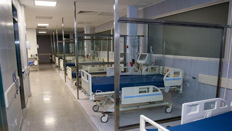 La cantidad de casos de coronavirus agrega presión a las camas críticas en Mendoza