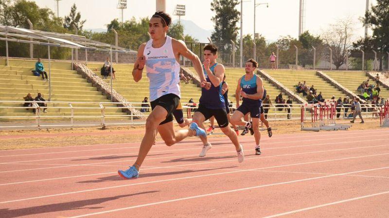 Atletismo: más de 600 participantes en el Torneo Aniversario Amam 2021