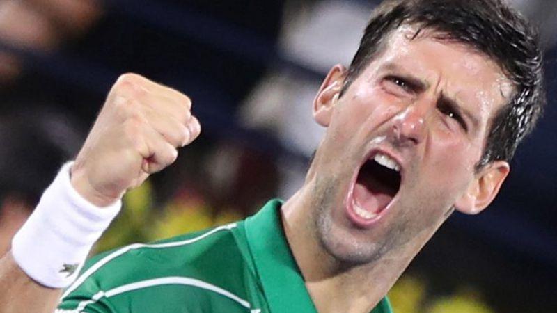 Histórico: Novak Djokovic cumplió 311a. semana siendo el N°1 del mundo