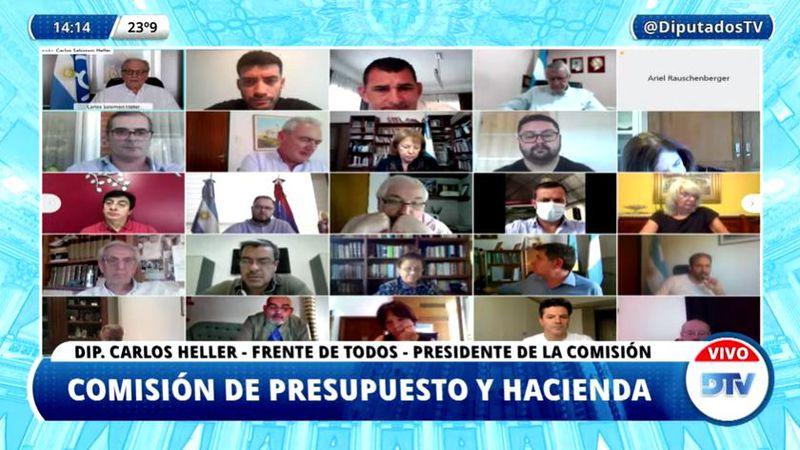 En vivo: Diputados trata los proyectos de ganancias a empresas y consenso fiscal