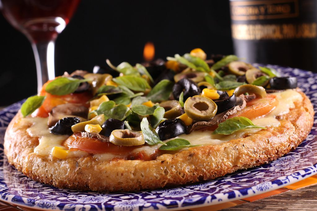 Vinos & pizzas, el match perfecto.