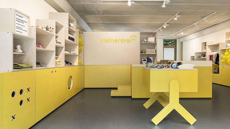 Colores del 2021 de Pantone: amarillo y gris en la arquitectura
