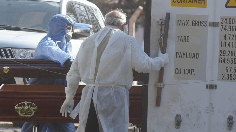 Por el aumento de casos, se cuadruplicaron las muertes por Covid-19 en Mendoza en los últimos días