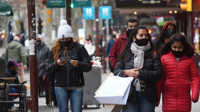 Mendoza sumó 428 casos nuevos de coronavirus y 24 muertes