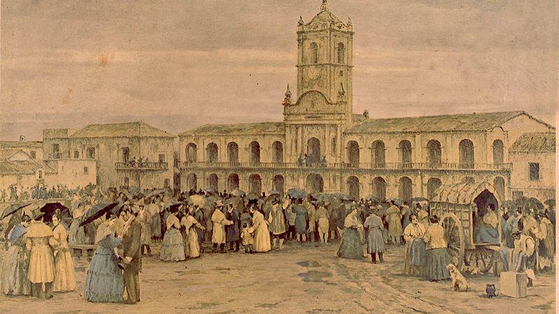 Cómo vivió Mendoza la Revolución de Mayo