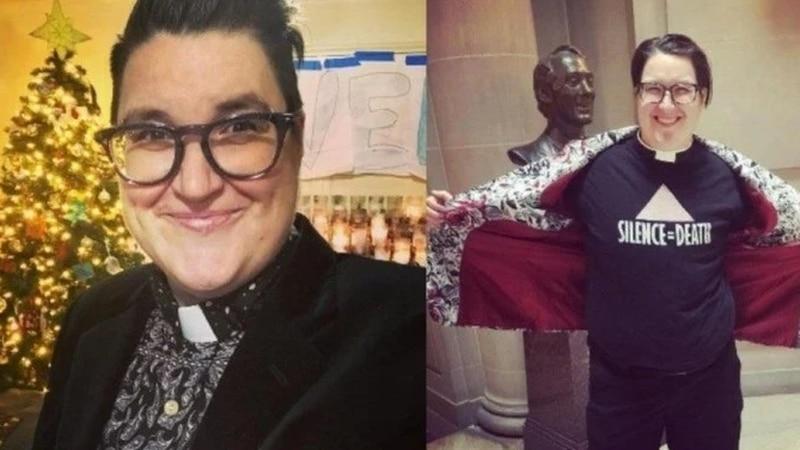 La iglesia luterana de Estados Unidos nombró por primera vez a una obispo transgénero
