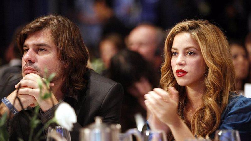 Shakira y Antonio de la Rúa: filtran premonitorias fotos del drástico final de su noviazgo