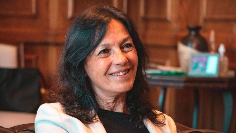 """Vilma Ibarra: """"El proyecto no pide más poderes, es exactamente al revés"""""""