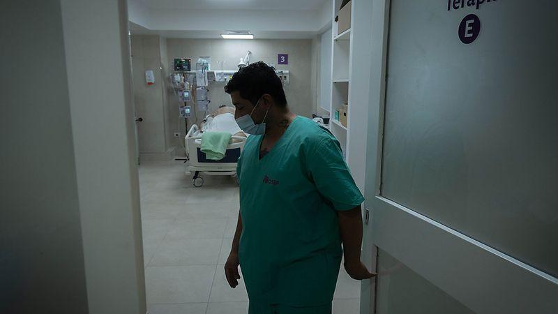 Argentina registró 438 muertes y 14.632 casos de coronavirus en las últimas 24 horas