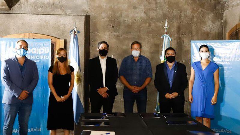 La cumbre peronista del ministro Trotta en Mendoza antes de su reunión con Rodolfo Suárez