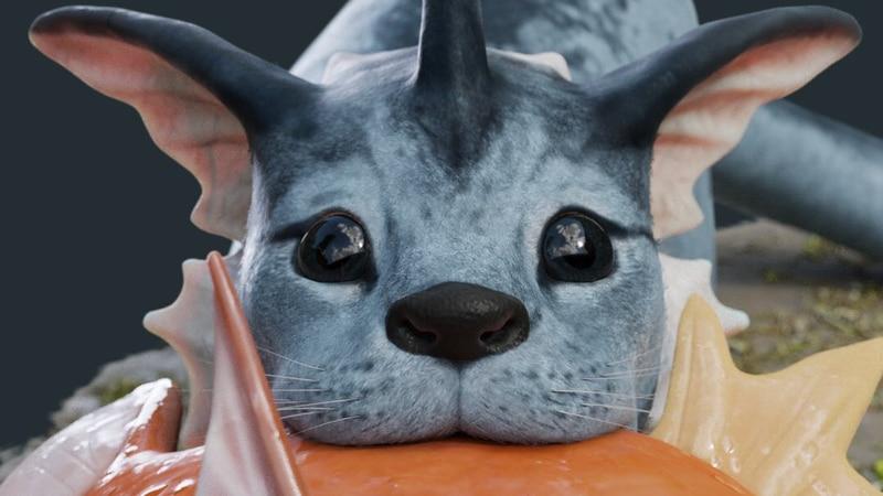 Un artista mostró como serían en la realidad los Pokemón y como actuarían en el reino animal