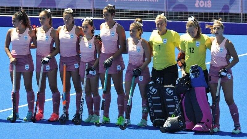 Primer oro para Mendoza: Gianella Palet y Las Leoncitas en lo más alto del podio