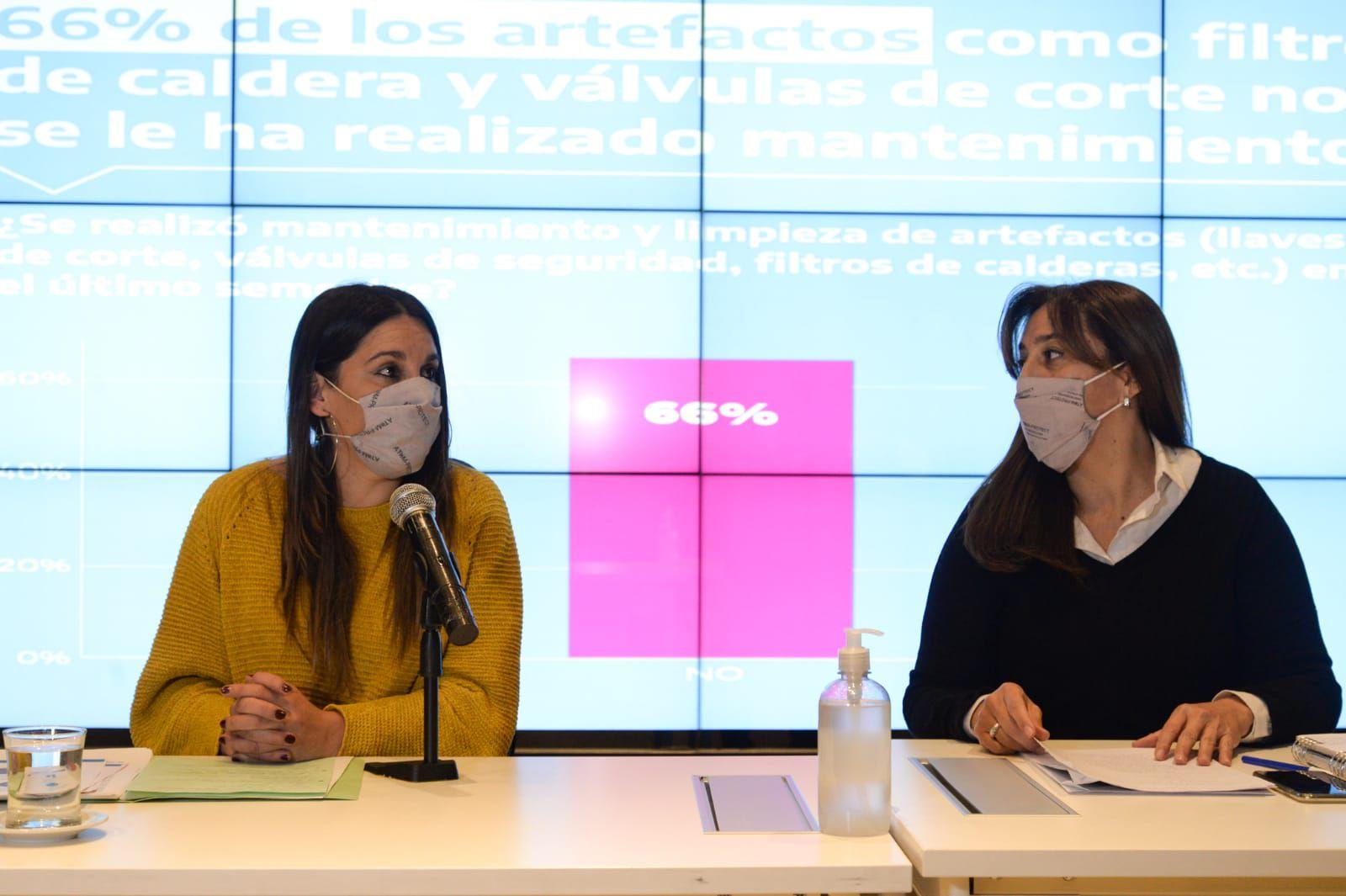 Las legisladoras Natalia Vicencio y Laura Soto. Gentileza Frente de Todos