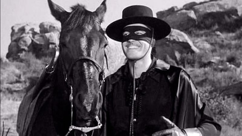 """¿Sabías? El último capítulo de """"El Zorro"""" nunca salió al aire en la Argentina"""