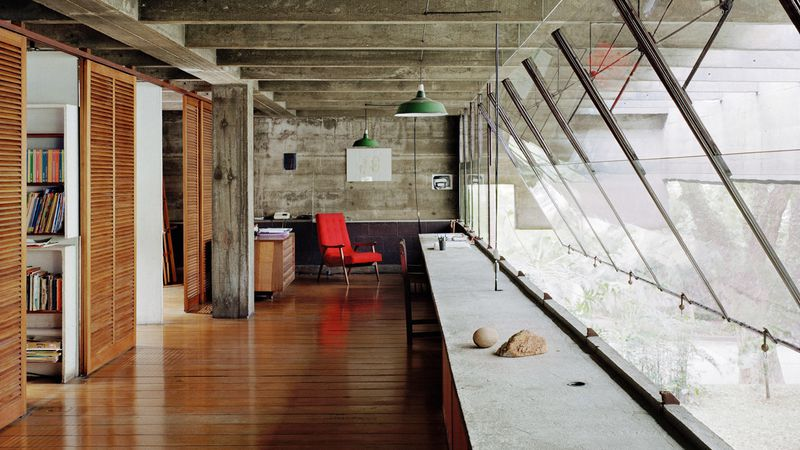La arquitectura de Paulo Mendes da Rocha
