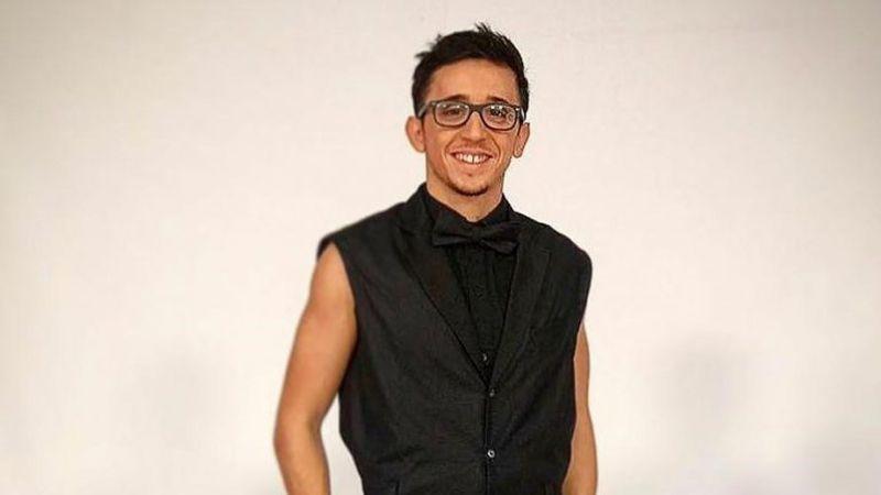 """Rodrigo Noya habló sobre los estereotipos en el mundo del espectáculo: """"Se puede ser galán con anteojos""""."""