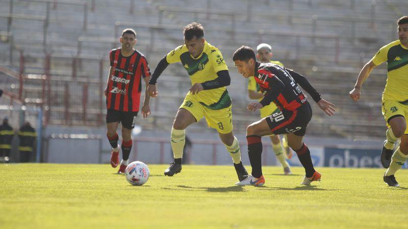 Video: Patronato fue superior y le ganó a Aldosivi en su debut en la Liga Profesional