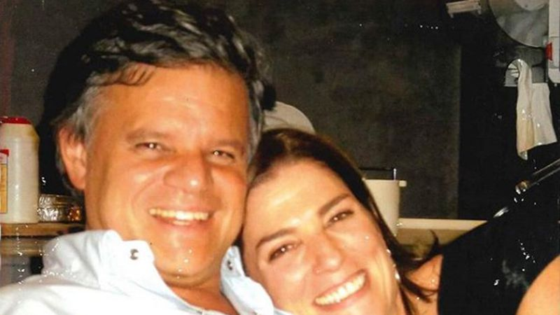 Enrique Sacco Recordo A Debora Perez Volpin En El Dia De Su Cumpleanos Da La Nota