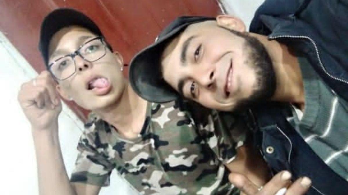Kevin y Franco Álvarez