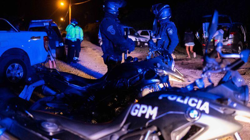 En tan solo 24 horas la Policía desactivó 7 fiestas clandestinas en Mar del Plata