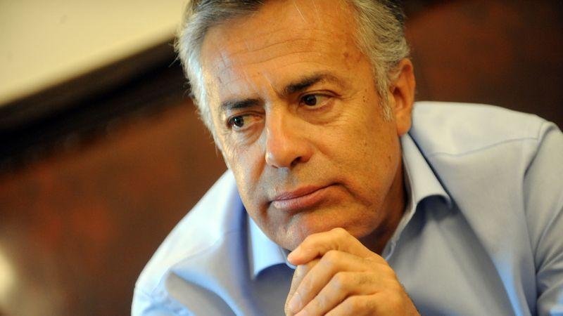 """Cornejo insistió con que la muerte de Fabián Gutiérrez """"es un nuevo crimen vinculado al poder kirchnerista"""""""
