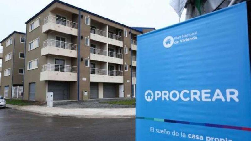 Se viene un nuevo sorteo del Procrear II para viviendas en Ciudad de Mendoza y en San Rafael