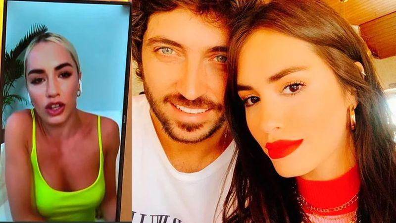 ¡Sorpresa! Lali Espósito anunció su separación de Santiago Mocorrea