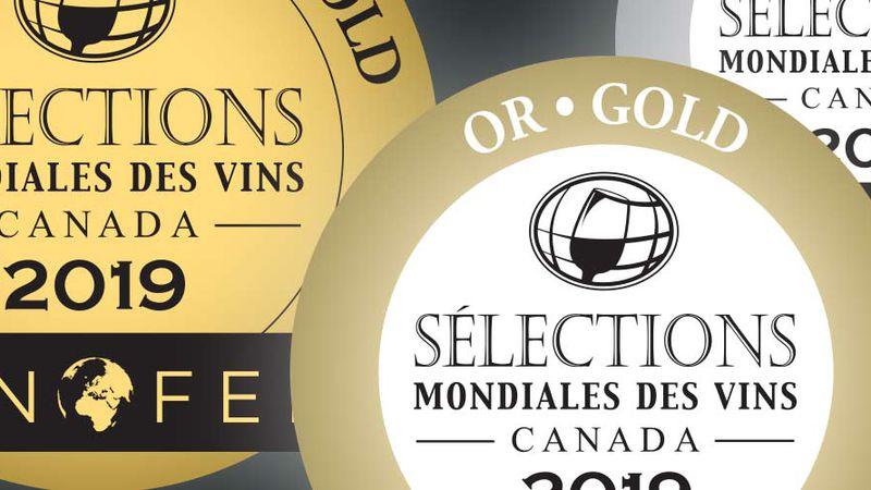 Los vinos argentinos cosecharon 16 medallas en Canadá