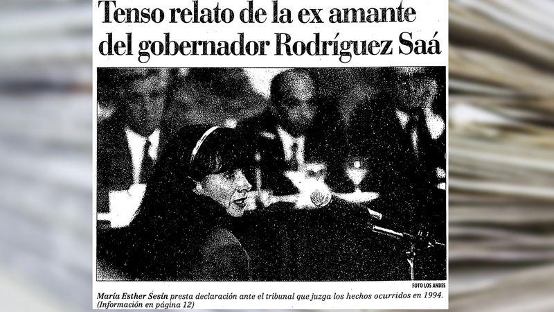 El día que secuestraron a Adolfo Rodríguez Saá: sexo, mentiras y videos