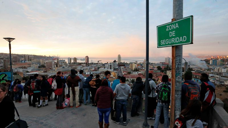 Chile dio el primer paso para lograr el predictor de terremotos