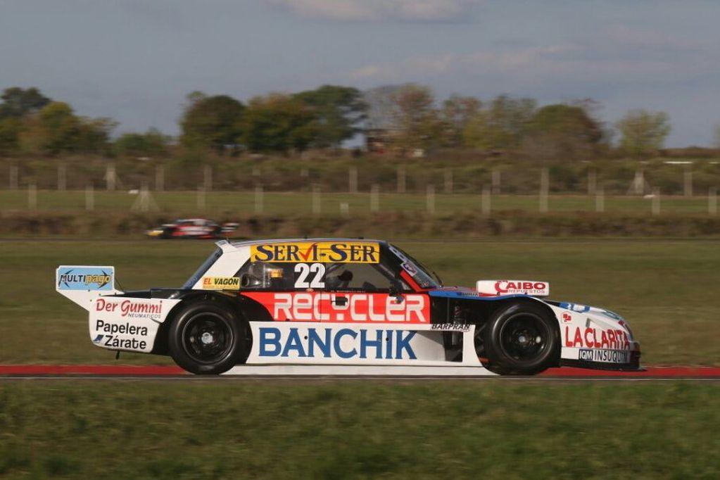 Nicolás Bonelli logró la pole del TC en Rafaela; Santero fue 18°