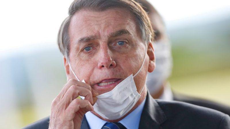 """Jair Bolsonaro: """"Brasil está en bancarrota, no consigo hacer nada"""""""