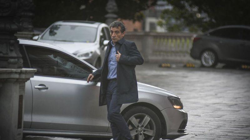 """La justicia uruguaya suspendió la extradición de Fabián """"Pepín"""" Rodríguez Simón hasta que se defina el refugio"""