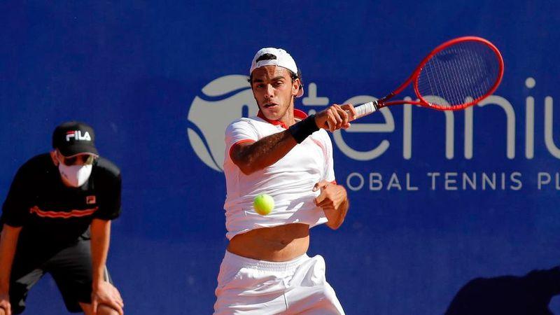 Argentina Open: Francisco Cerúndolo venció a Andújar en un duro juego y es semifinalista