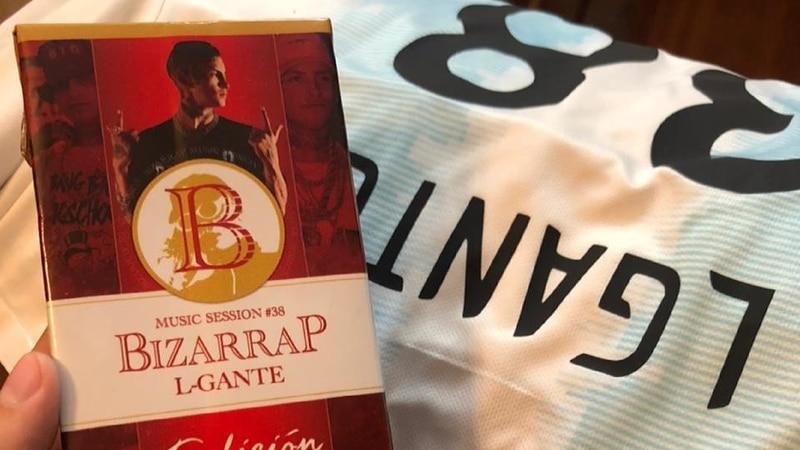 Vino 420: L-Gante y su particular relación con la bebida nacional
