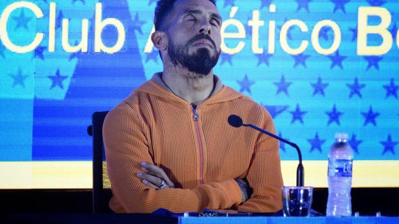Tras el adiós de Carlitos Tevez, Boca se ve complicado en octavos de la Copa Libertadores