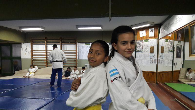 Judo: pequeñas promesas con riesgos de no competir