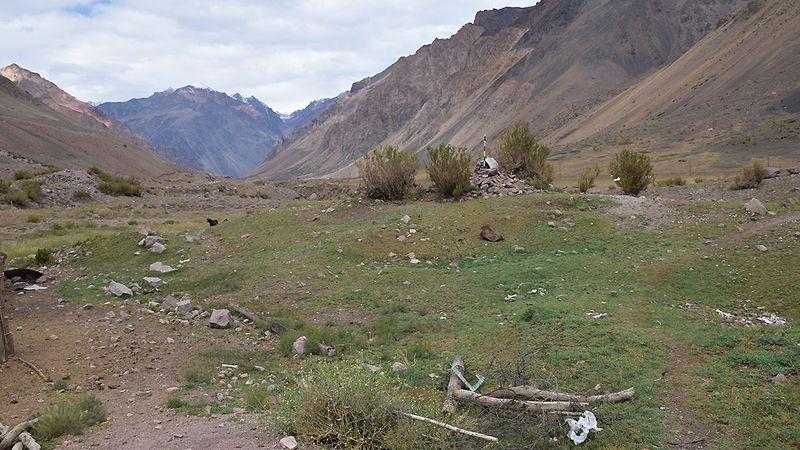 Arqueología: develan restos de la casucha de Los Puquios