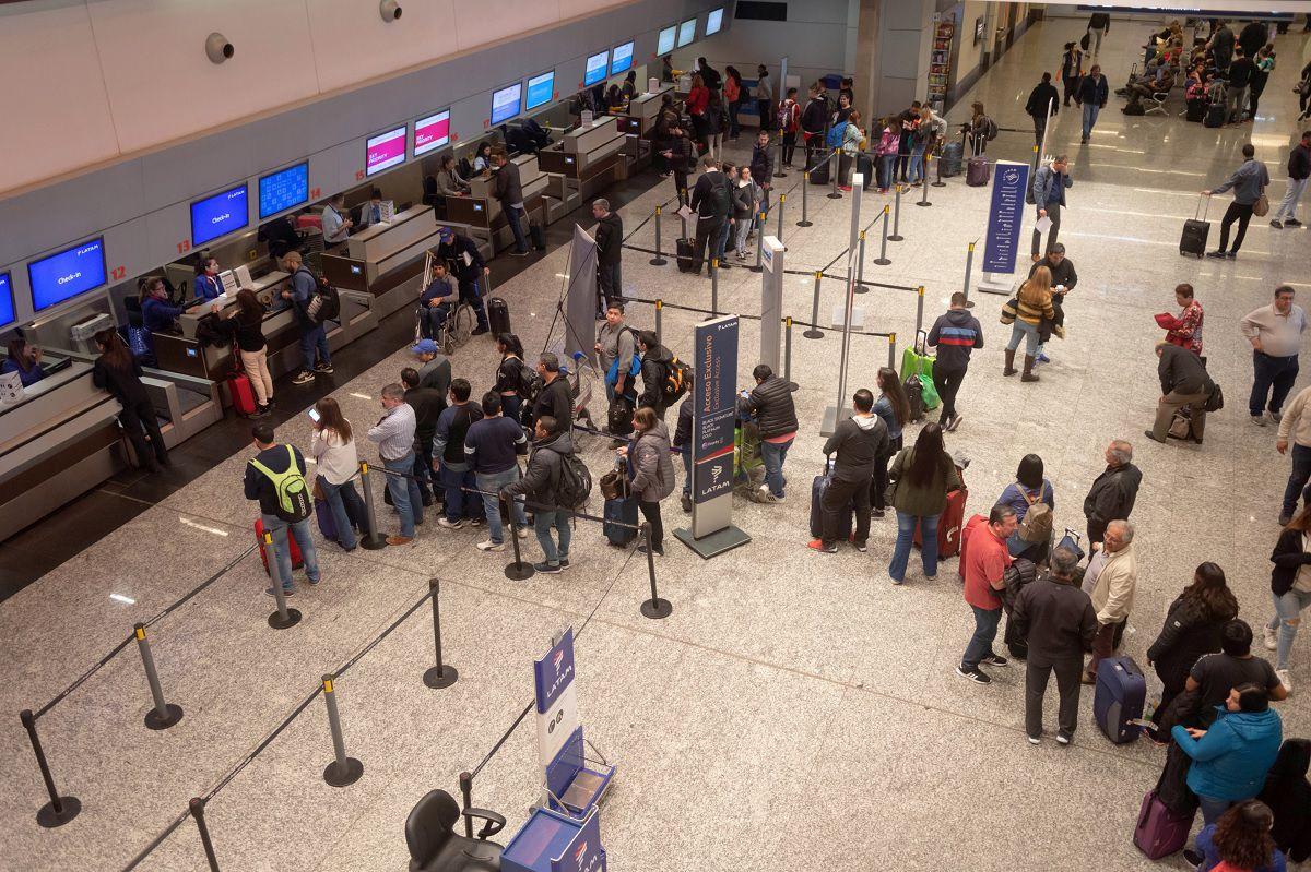 El gobierno nacional busca incrementar el turismo en el país.