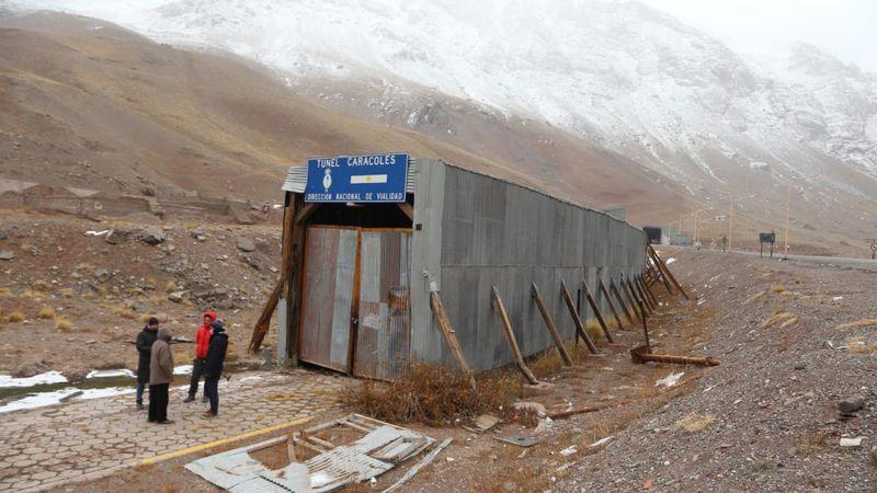 Túnel Caracoles: las obras comenzarían en septiembre