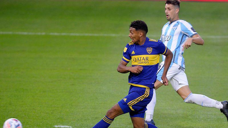 Video: Boca volvió a la victoria frente a Atlético Tucumán y sonríe antes del debut en la Copa Libertadores