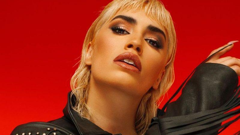 El sensual look que eligió Lali Espósito para la promoción de La Voz Argentina
