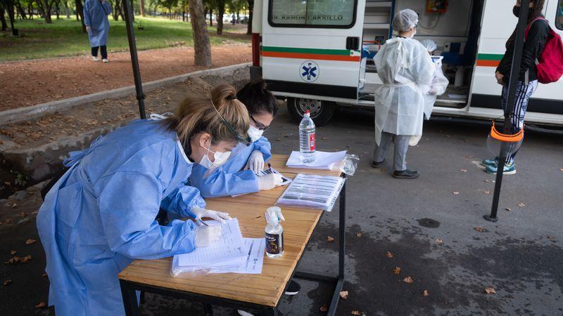 Fuerte suba en sólo 24 horas: se registraron 516 nuevos casos de Covid-19 en Mendoza