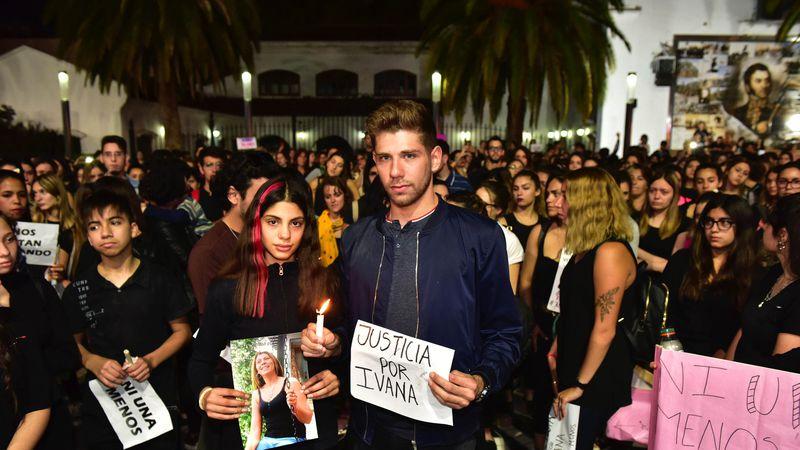 """A dos años del crimen de Ivana Milio: """"Que se discuta la prisión perpetua es una barbaridad"""""""