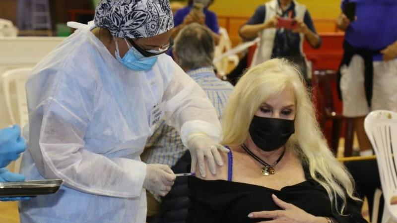 Por las complicaciones, existe la posibilidad de que a Susana Giménez le den el mismo tratamiento de Donald Trump