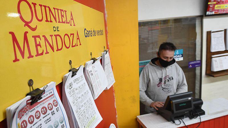 Creció la venta de quiniela en Mendoza, aunque las agencias no son optimistas