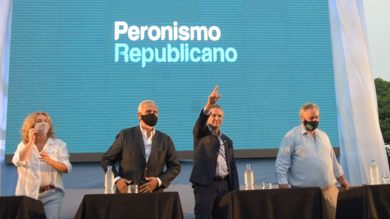 """Pichetto lanzó """"Peronismo Republicano"""", un nuevo espacio dentro de Juntos por el Cambio"""