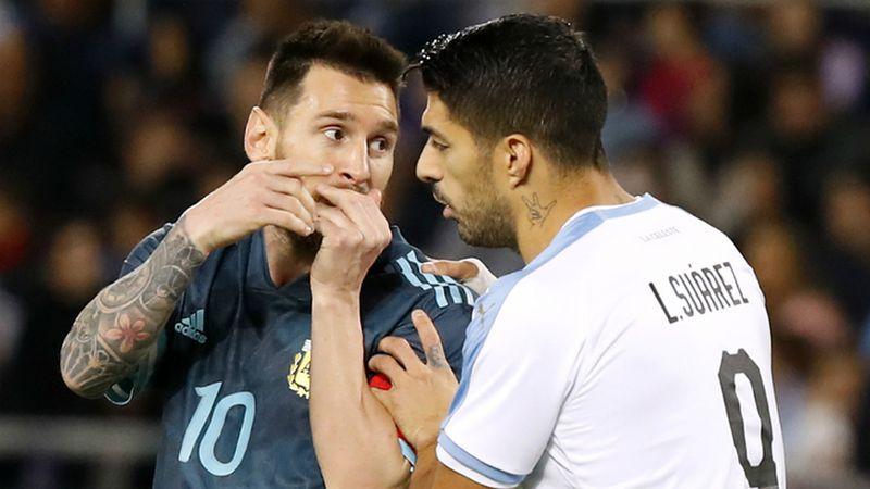 Hoy juega Argentina contra Uruguay en el clásico rioplatense de Copa América: formaciones, hora y TV