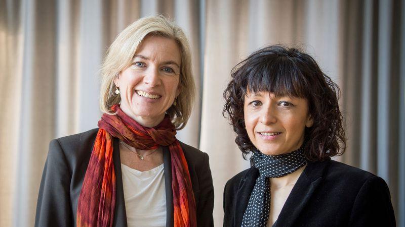 Nobel de Química para dos científicas por su trabajo que promete la cura de enfermedades hereditarias